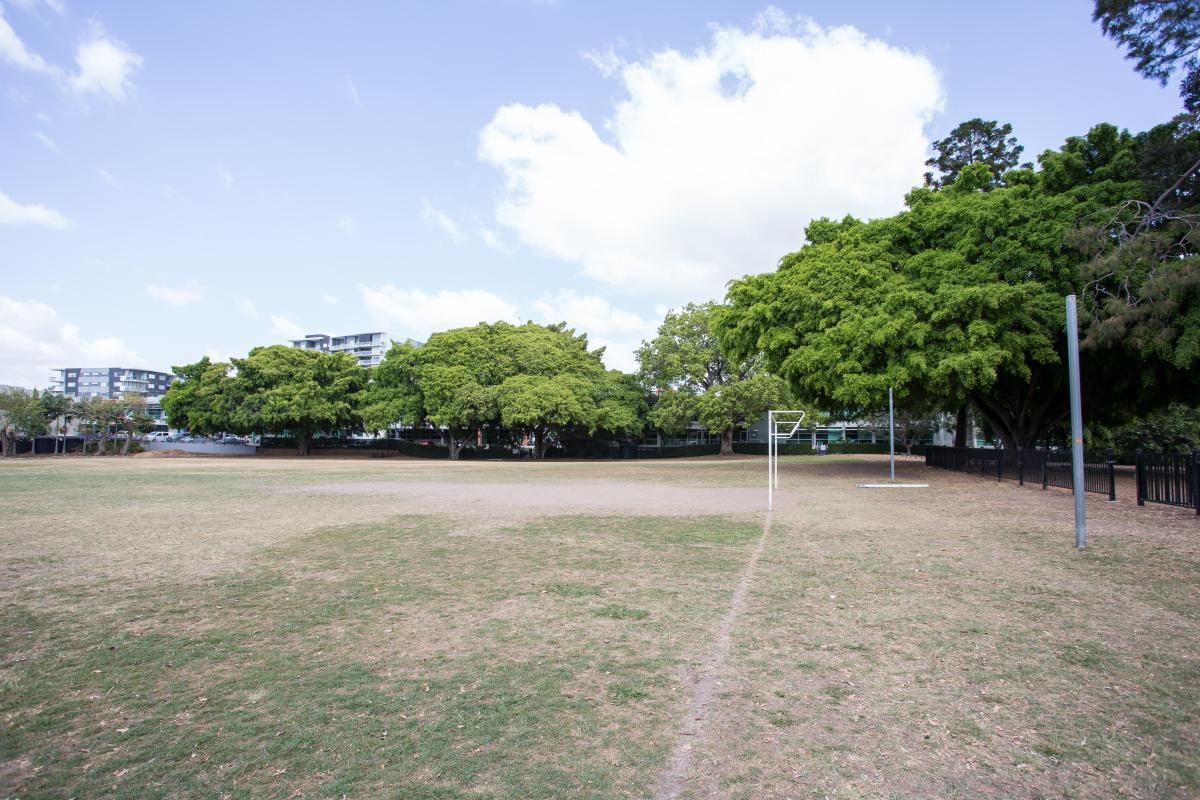 This is an image of the local heritage place known as Davies Park